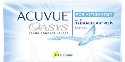 Caractéristiques des lentilles de contact ACUVUE® OASYS® for ASTIGMATISM 682554206d17